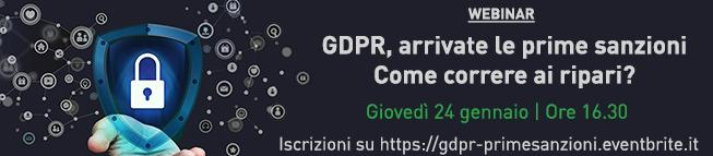 webinar gdpr
